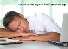 How to Remove Sleepiness with Modalert 200 Mg