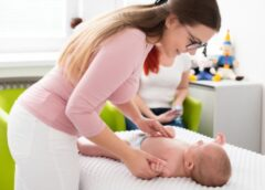 Once Again: The Benefits of Massage for Newborns