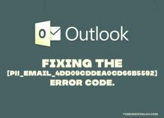 [PII_email_4DD09CDDEA0CD66B5592] Error Code