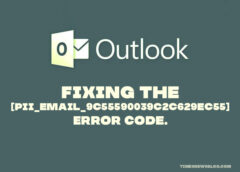 How To Resolve Outlook [pii_email_9c55590039c2c629ec55] Code of Error