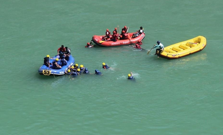 Rishikesh for River Rafting